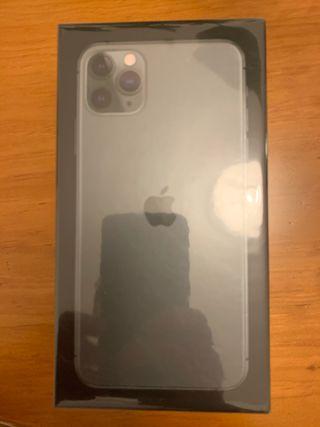 Iphone 11 pro max 512gb Verde Noche