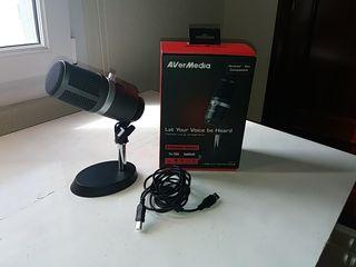 Microfono usb AVERMEDIA