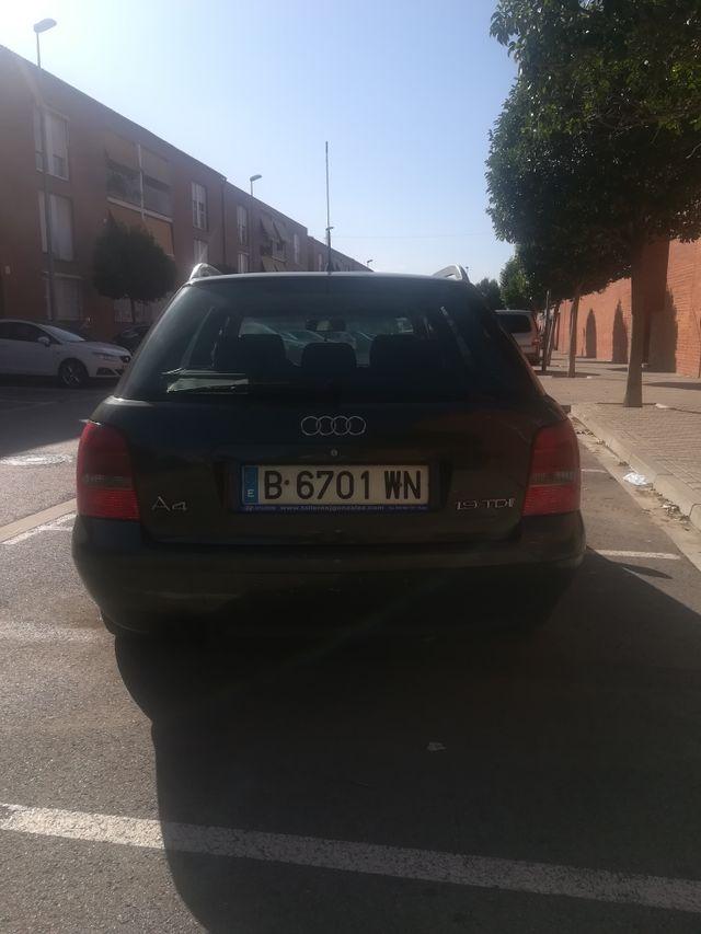 Audi A4 avant 1.9 TDI 5V 2000