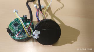 Reparacion patinete electrico Ninebot