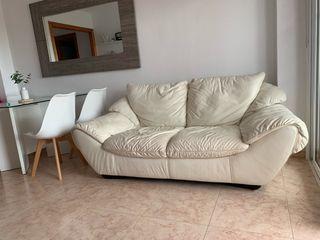 Sofa piel ITALIANO NATUZZI