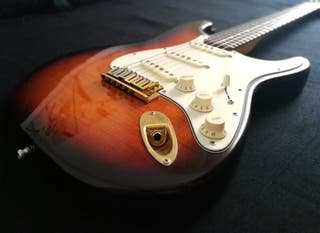 Fender Stratocaster Ltd Edition 50th Anniversary