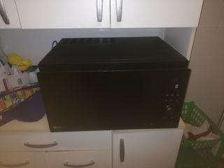 Microondas y horno