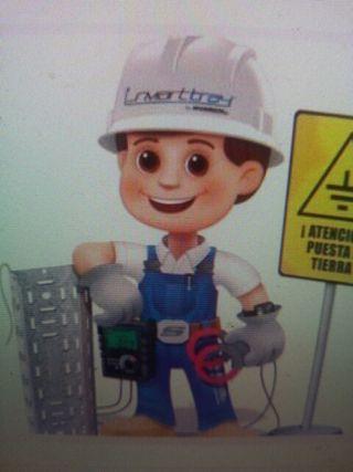 ELECTRICISTA. INTERRUPTORES SIN OBRA.