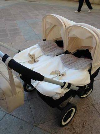 Silla-coche gemelar Bugaboo