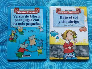Libros infantiles: Cuentos GLORIA FUERTES