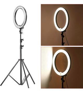 Lámpara circular de belleza Neewer