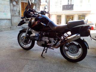 MOTO BMW R1100GS AÑO 1998 COLOR NEGRO