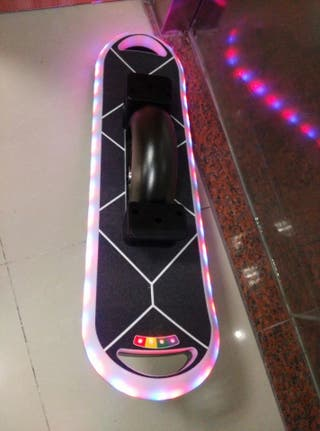 patinete electrico skateboard una rueda , nuevo