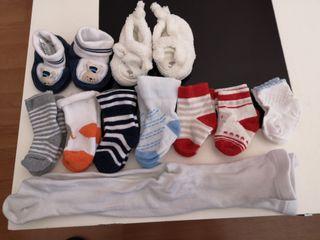 ropa bebe 0-1 meses