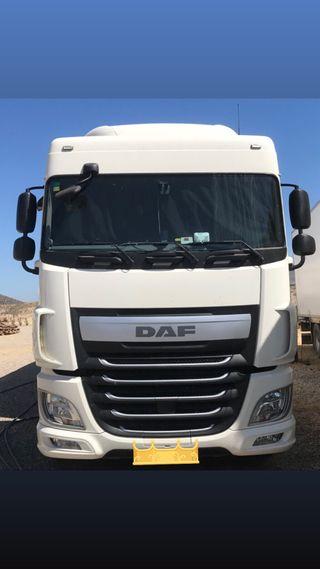 DAF 460XF 2017