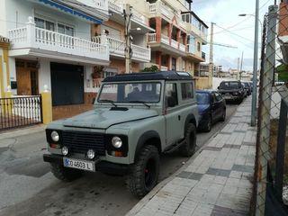 Land Rover santana 88 super