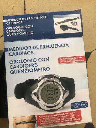 Medidor frecuencia cardiaca