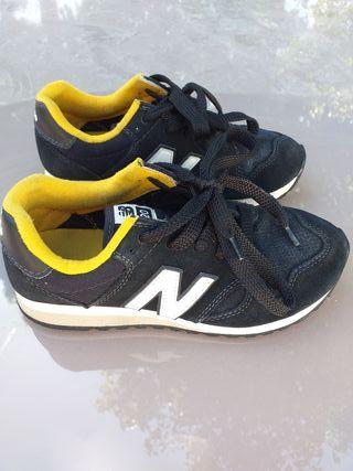 new balance niño 32