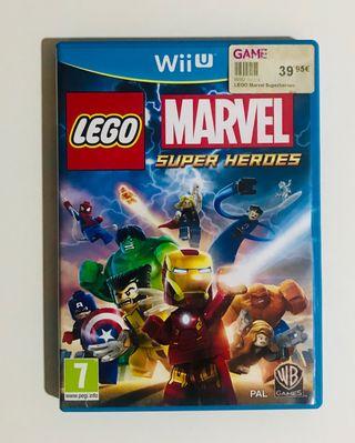 Lego Marvel - Wii U