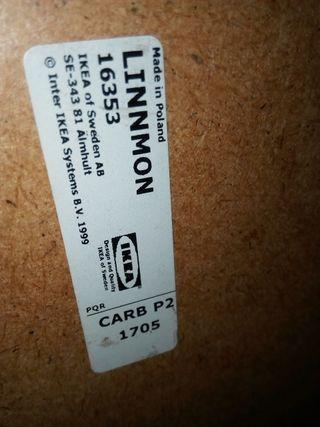 Tablero para escritorio Ikea Linnmon