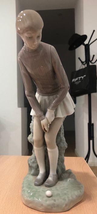 Figura Golfista Lladró