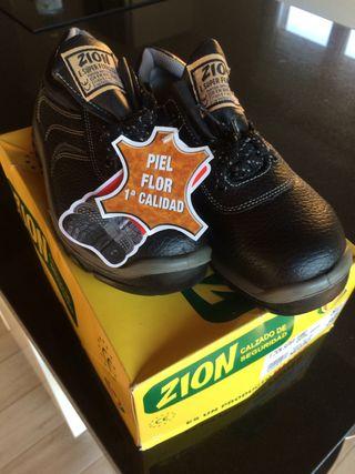 Zapato seguridad 38