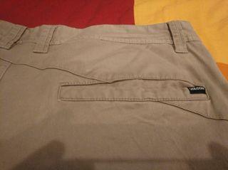 pantalón volcom,talla 36,