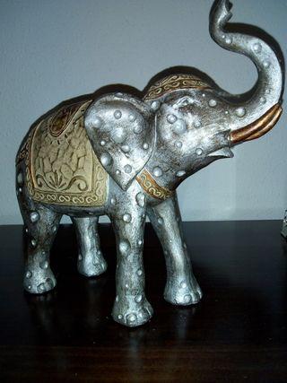 Elefante de decoración