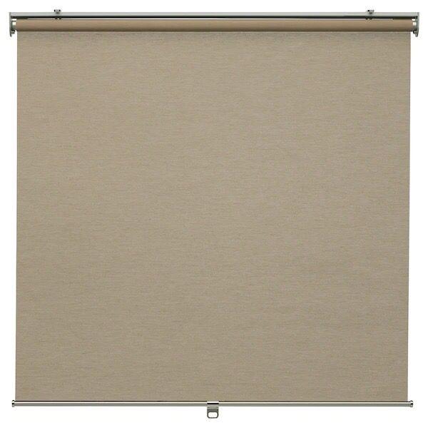 Estores, beige, 140x195 cm ( REBAJA BLACK FRIDAY)