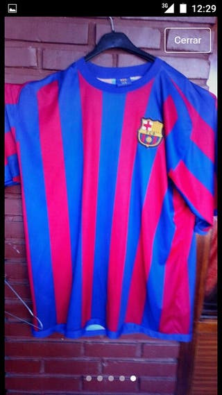 camiseta original barcelona xxl