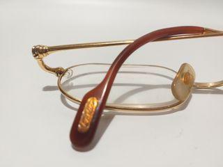 Gafas Cartier.