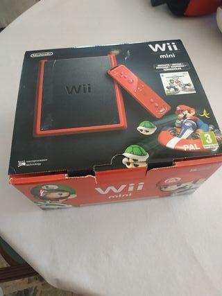 Consola WII MINI nueva