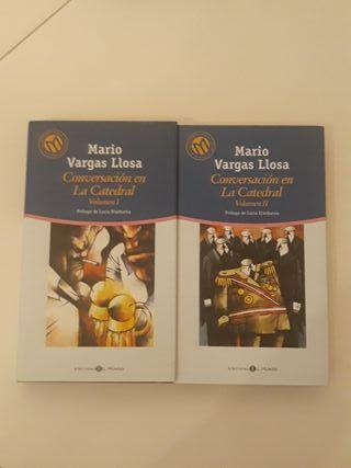 Conversación en la catedral 1 y 2 de Vargas Llosa