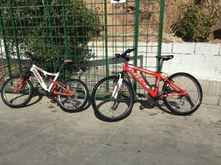 bicicleta de montaña : b-pro y Boomerang