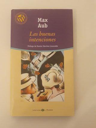 Las buenas intenciones de Max Aub
