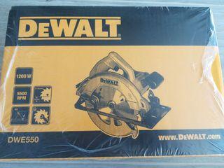 Sierra circular Dewalt DWE550