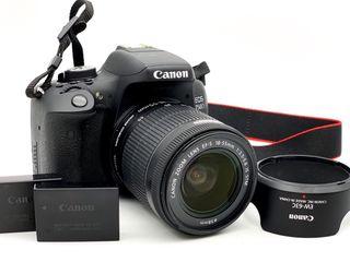 Vendo Canon réflex 750D