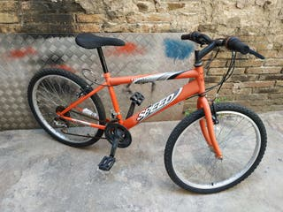 bici junior rodado 24