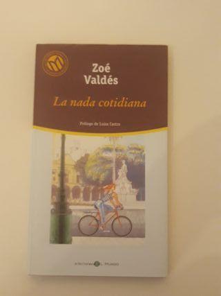 La nada cotidiana de Zoé Valdés