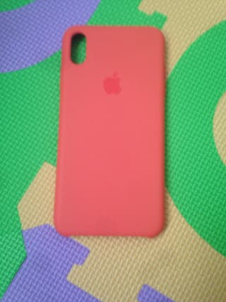 Funda Apple iPhone XS Max Coral