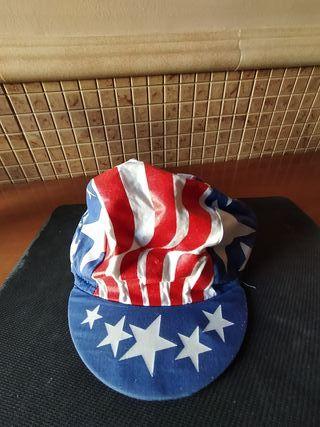 Gorra del equipo de Estados Unidos de ciclismo de