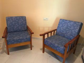 Vendo sillas económicas