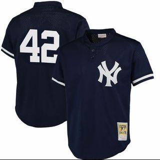 Jersey de beisbol New York Yankees 42