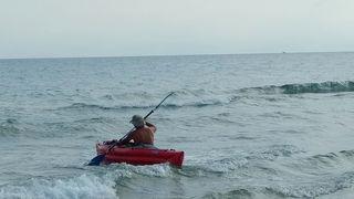Kayak 1 persona hinchable