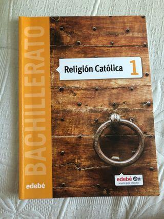 Libro de Religión Católica / 1°Bachillerato