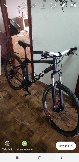 bici rockrider 540