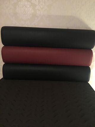 Cabecero de piel moderno para cama 1,35 o 1,40