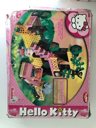Safari Hello Kitty