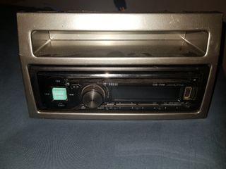 Radio CD Alpine con adaptador para Opel Meriva