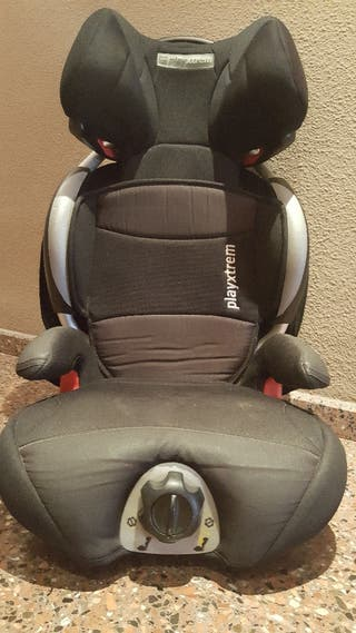 silla coche casualplay playxtrem