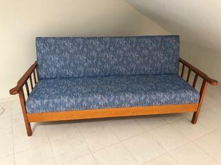 Vendo sofá cama por 50€
