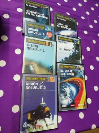 documentales dvd