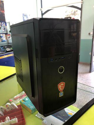 Equipo G5400/ 4Gb RAM/ 120SSD y 640HDD