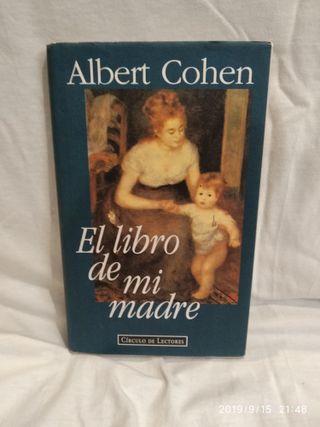 EL LIBRO DE MI MADRE ALBERT COHEN CIRCULO ANAGRAMA